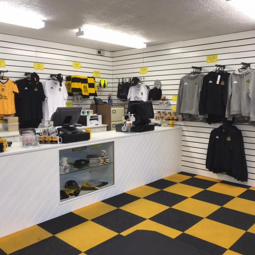 CLUB SHOP | Open Friday