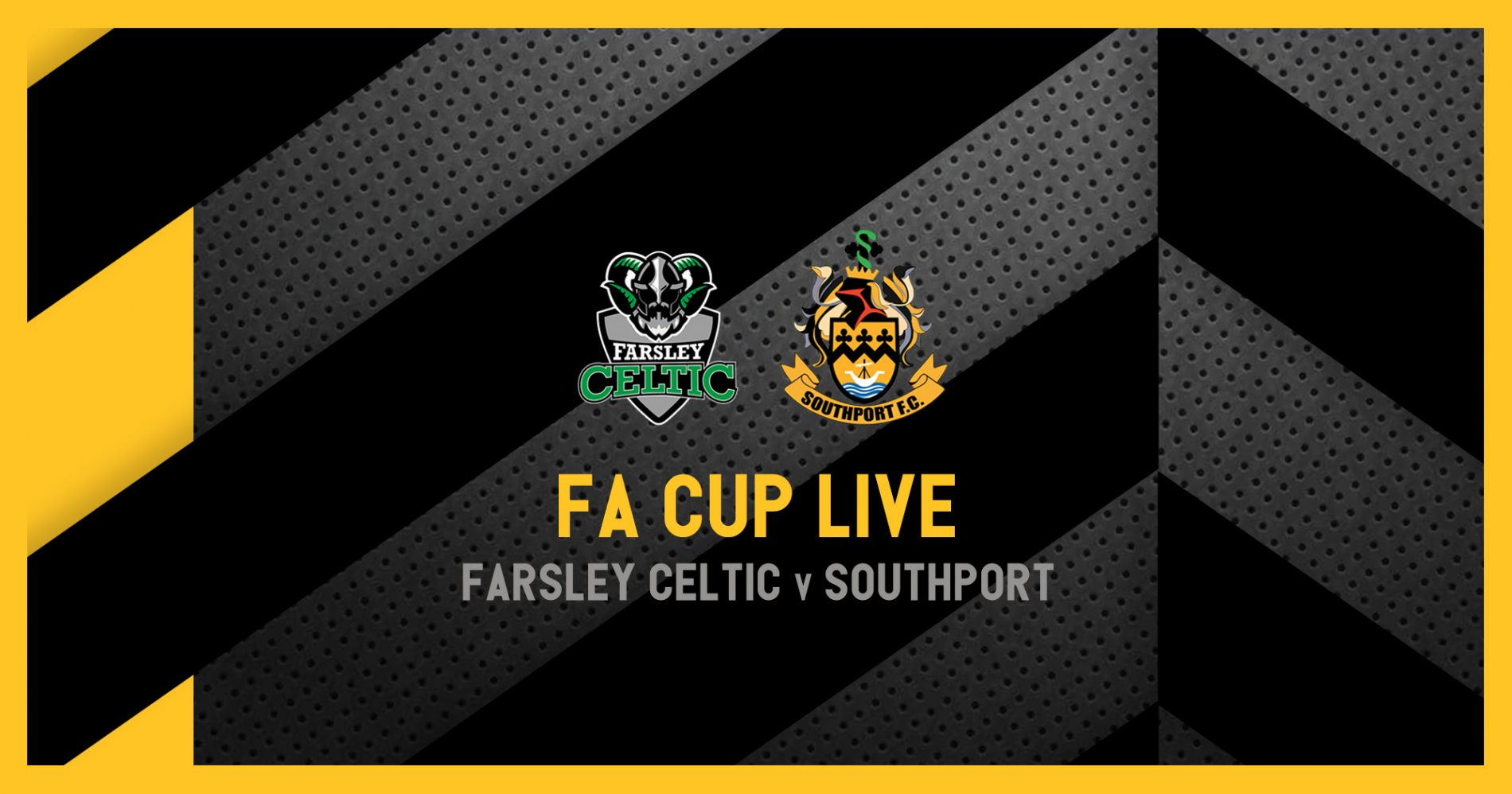 MATCHDAY LIVE | Farsley Celtic v Southport