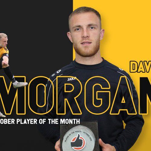 CONGRATULATIONS | Morgs' Memorable Month