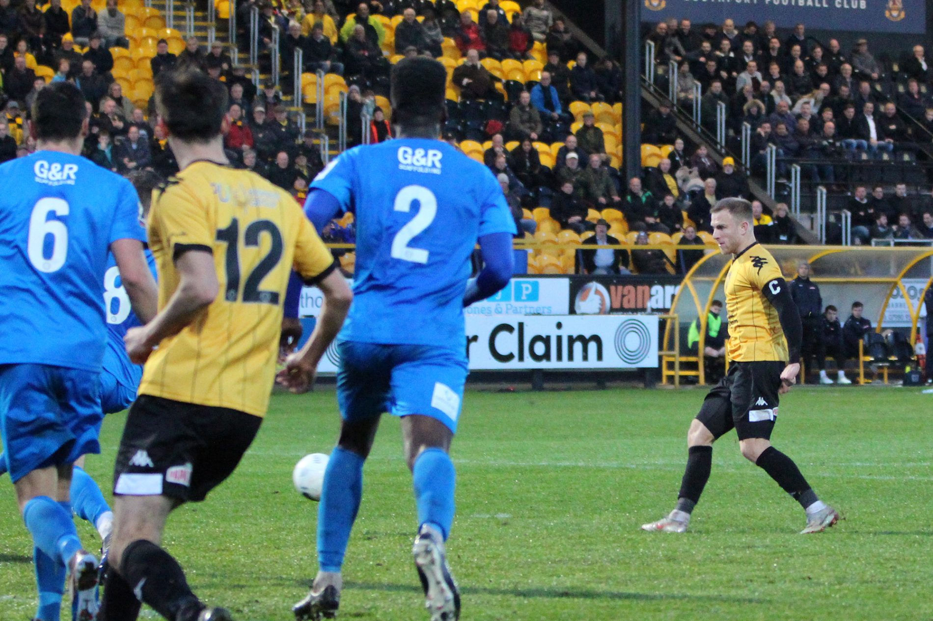 INTERVIEWS | Liam And Marcus Wood After Leamington