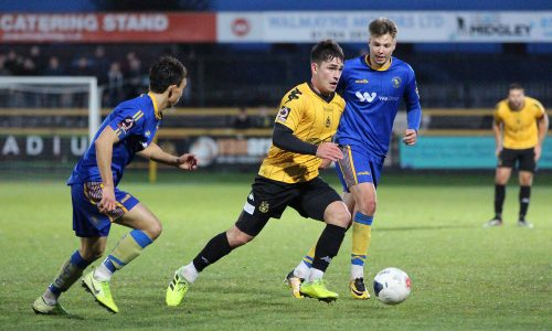 REARRANGED | King's Lynn v Southport