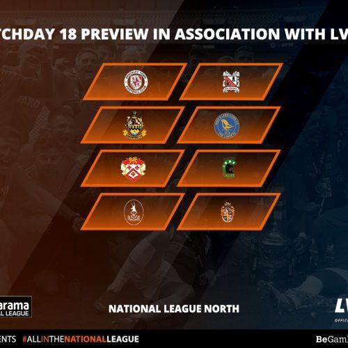 LV BET | Match Previews