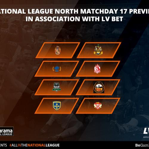 LV BET | Vanarama National North Preview