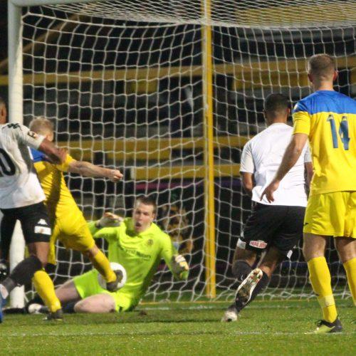 ACTION | Southport 2 Ashton Athletic 3