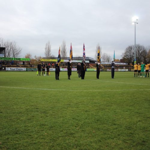 VIDEO   SFC Remembrance Day