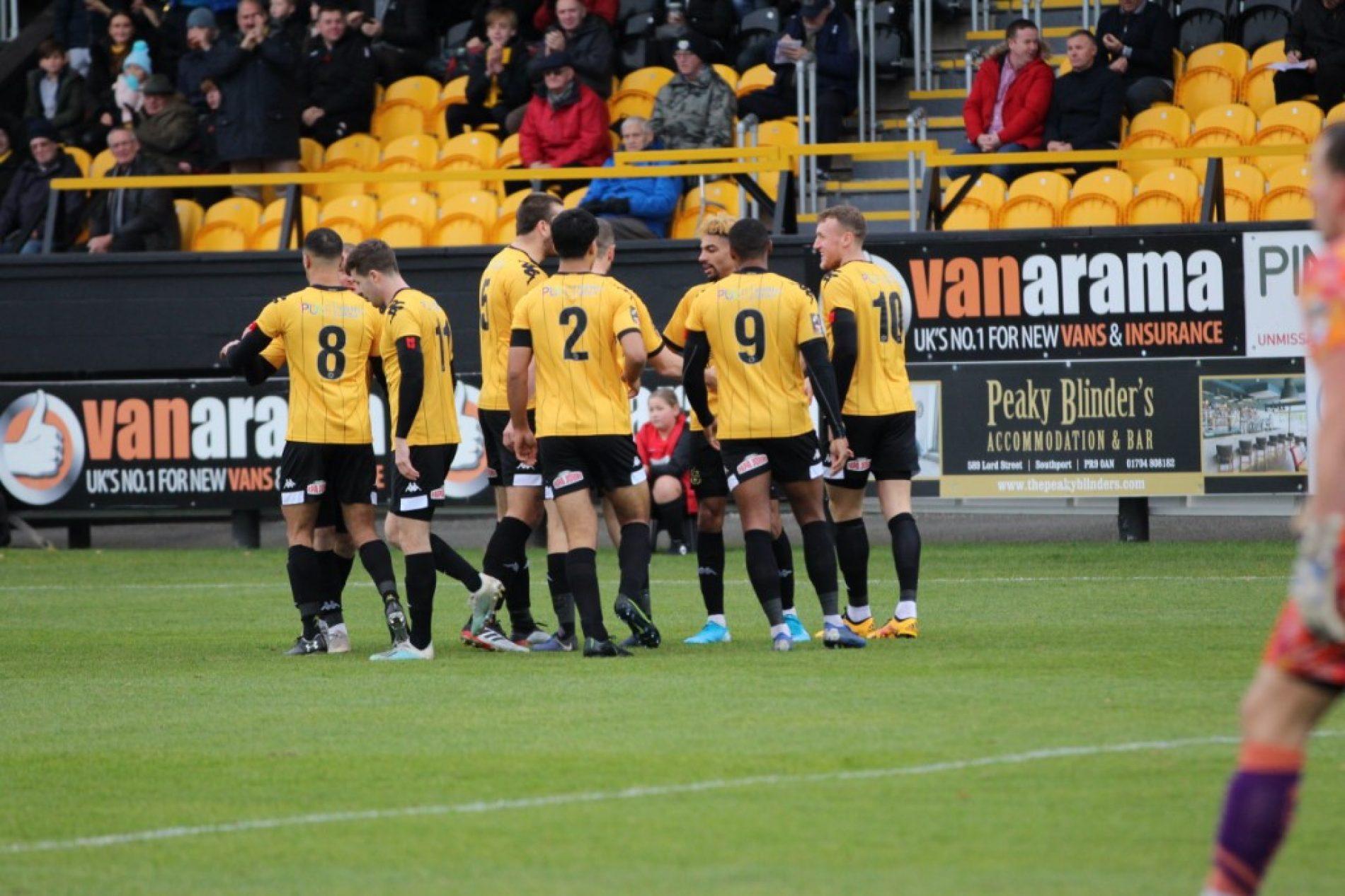 GOALS | Southport v King's Lynn