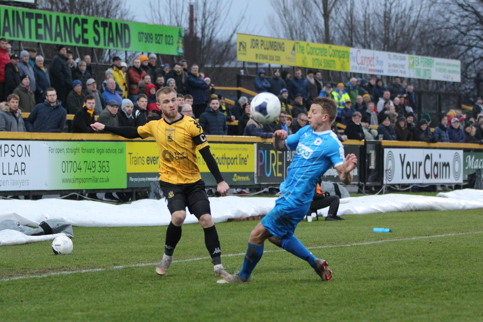 REPORT   Boxing Day Defeat