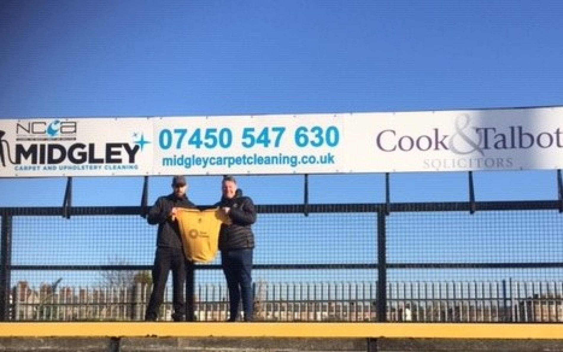 COMMERCIAL | Midgley Carpet Cleaners Offer