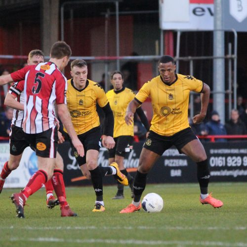 INTERVIEW | A Disappointed Liam After Altrincham