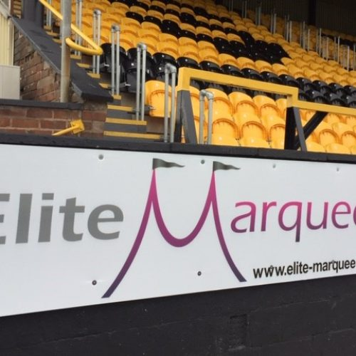 PARTNERSHIP | Elite Marquees