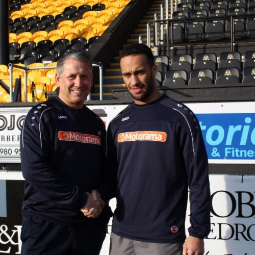 NEW CONTRACT | Russell Benjamin