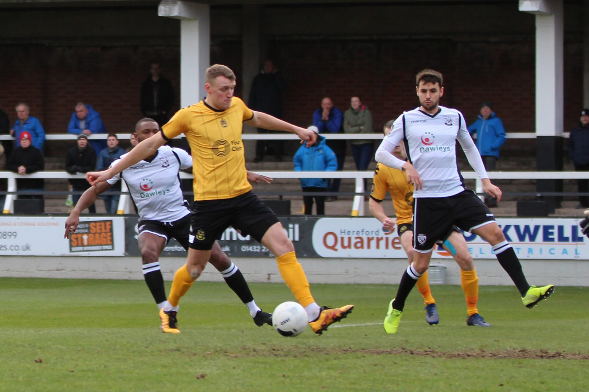 INTERVIEW | Liam After The Draw At Hereford