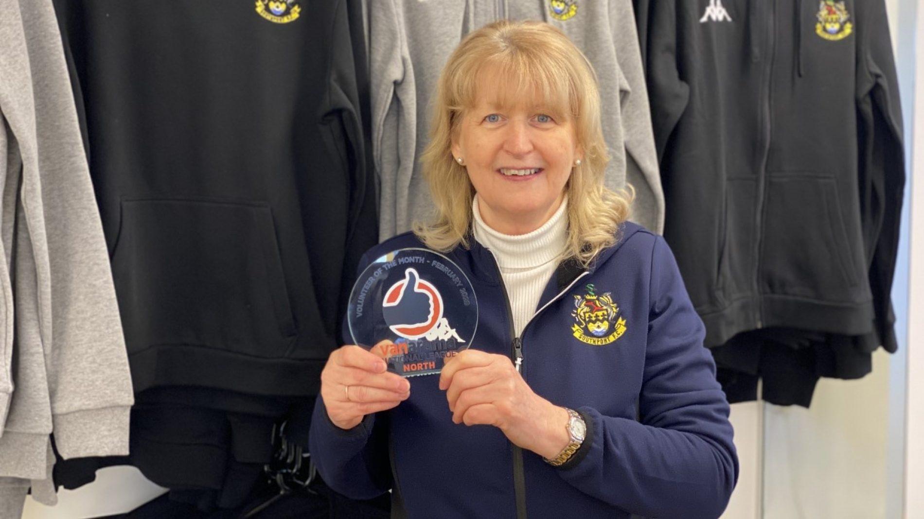AWARD | Congratulations Christine!