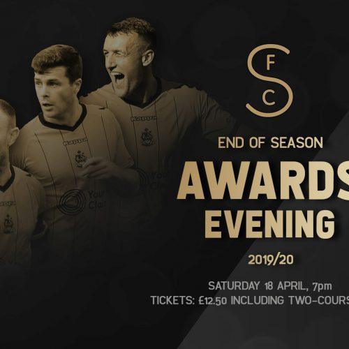 POSTPONED | End Of Season Awards