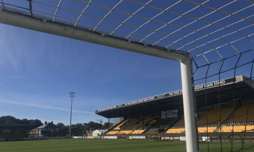 POSTPONED | Southport v Gateshead