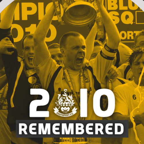 2010 REMEMBERED | Success For Simmo