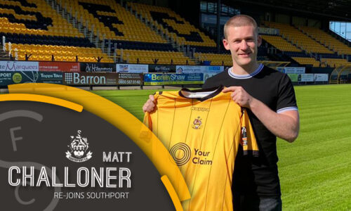 SIGNING | Chally Returns!
