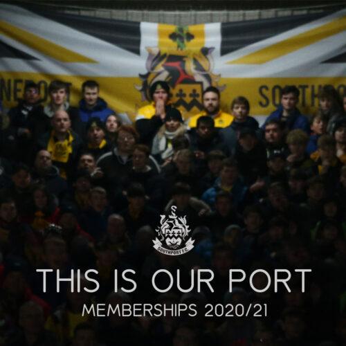 UPDATE | Memberships & Season Tickets