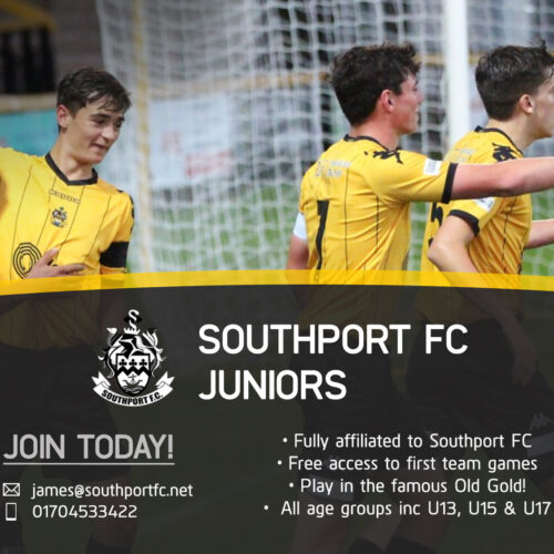 JOIN | Southport Juniors