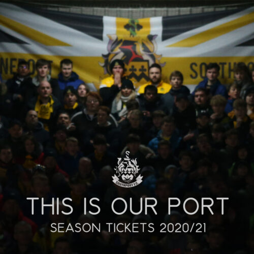 DETAILS | Season Tickets 2020/21
