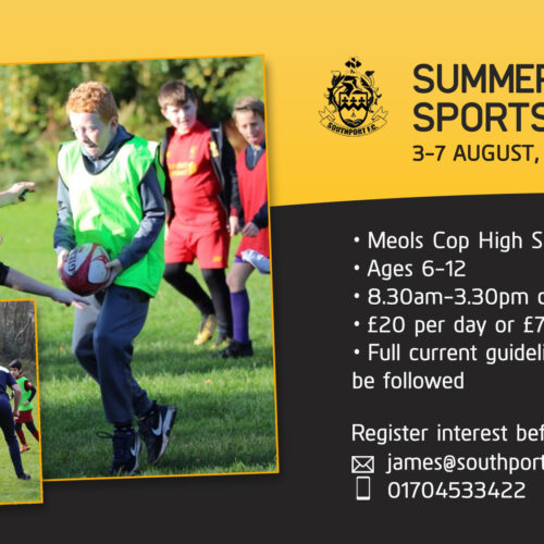 COMMUNITY | Summer Sports Camp
