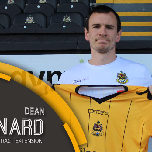 CONTRACT | Dean Winnard