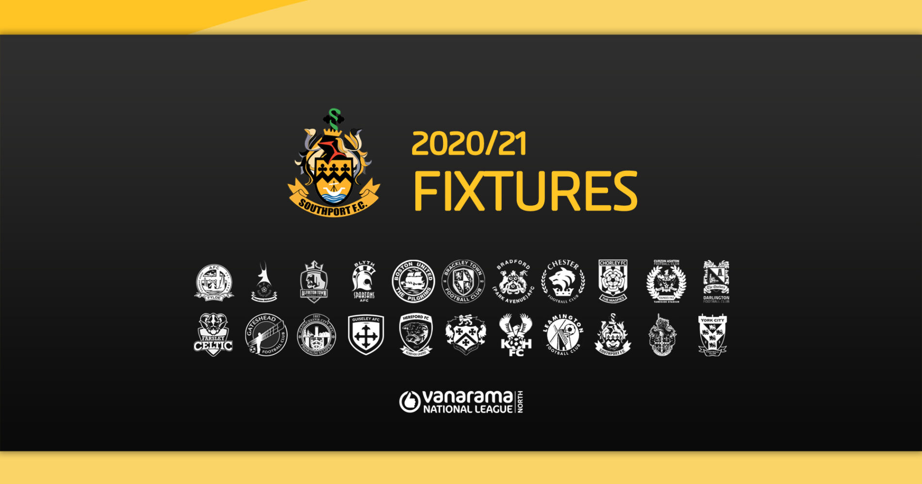 2020-21 | Fixture Release Day