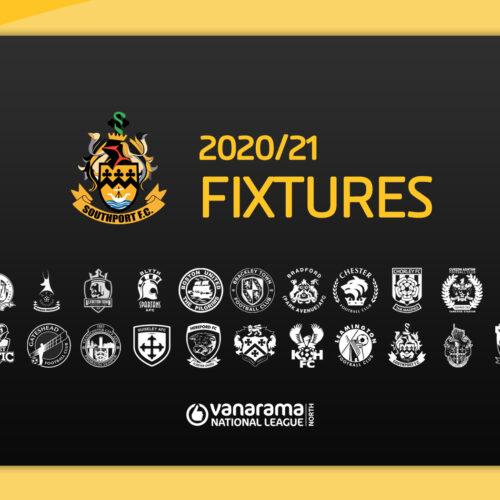 2020-21 | Fixtures Released!