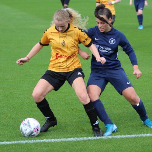 REPORT   Southport Women's Big Win