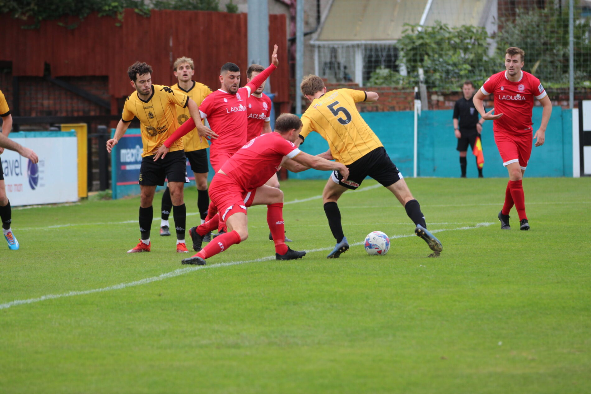 REPORT   AFC Liverpool 0 Southport 4