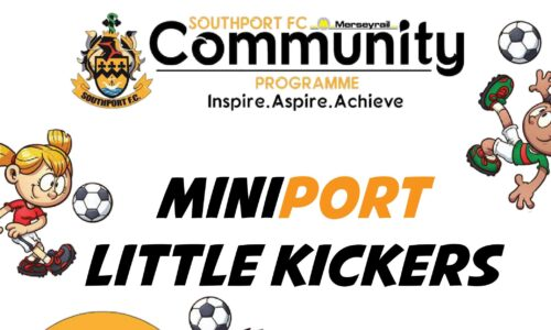 NEW | Mini-Kickers!