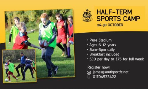 COMMUNITY | October Sports Camp