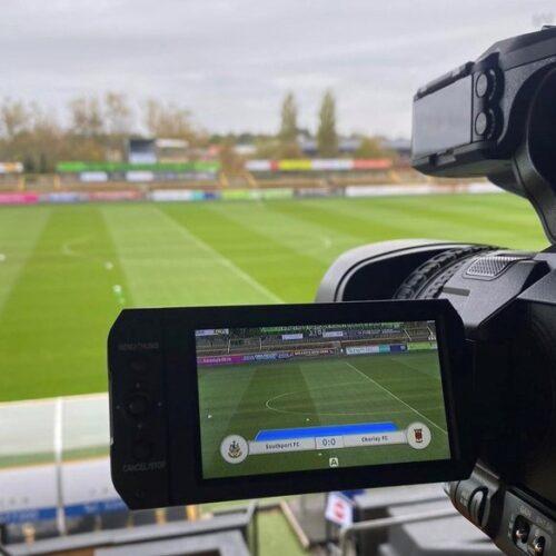 LIVE STREAM | Southport v Chorley