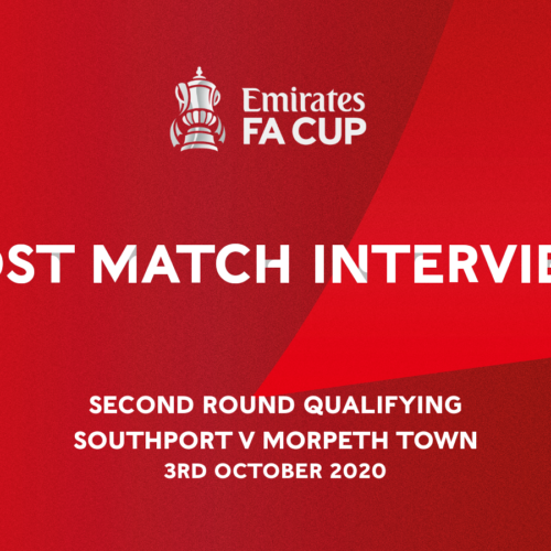 INTERVIEW | Liam After Morpeth