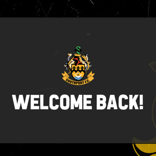 WELCOME BACK | Tickets On Sale!