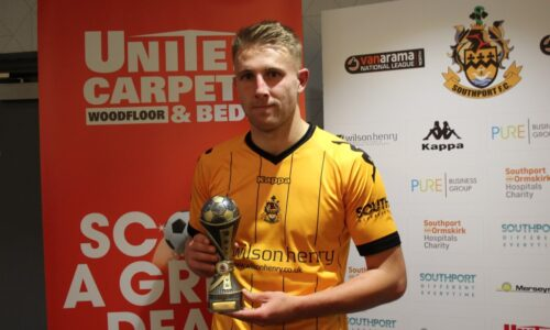 MAN OF THE MATCH | Marcus Carver